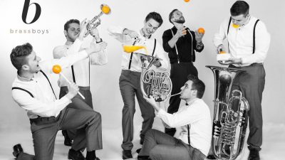 Die Brass Boys live am Osterfestival