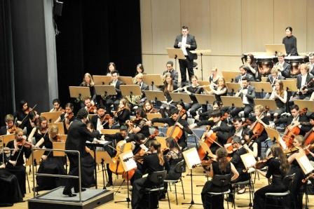 Symphonieorchester der Internationalen Jungen Orchesterakademie