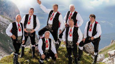 Die Kastelruther Spatzen spielen in Auerbach in der Oberpfalz