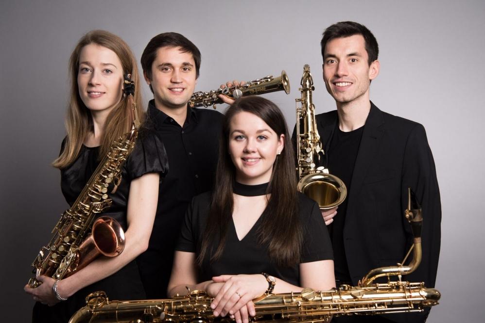 Ebonit Saxophonquartett