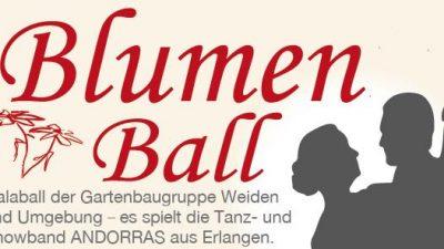 Blumenball 2020